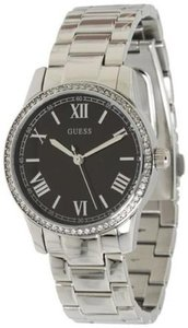 Guess Guess Female Dress Watch U11671L2 Silver Analog