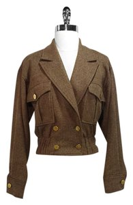 Hayden-Harnett Wool Brown Jacket