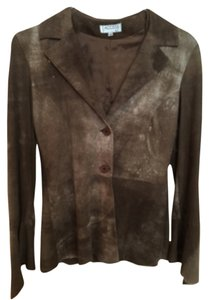 Other Brown Faded Blazer