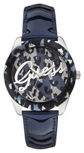 Guess Guess Female Casual Watch U0455L1 Blue Analog