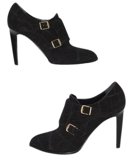 Preload https://img-static.tradesy.com/item/1363388/emilio-pucci-black-suede-ankle-boots-booties-made-in-italy-pumps-size-us-85-regular-m-b-0-2-540-540.jpg
