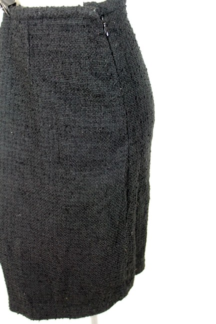 George Skirt Black