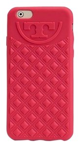 Tory Burch FLEMING SILICONE CASE FOR IPHONE 6 ISLAND PINK