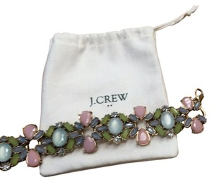 J.Crew Beautiful J. Crew Bracelet Never Worn. Comes With Jewelry Pouch