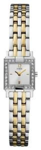 Guess Guess Female Dress Watch U10078L1 Two-Tone Analog
