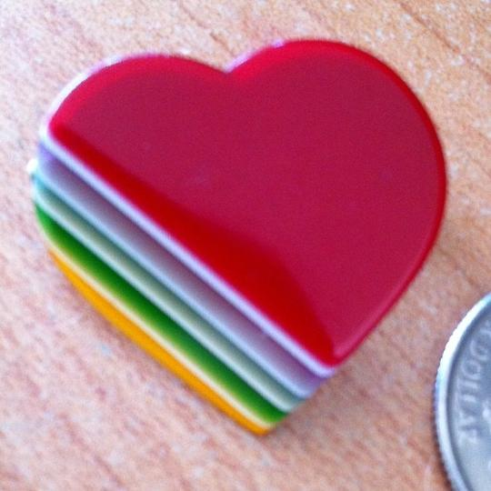 Preload https://img-static.tradesy.com/item/1363506/red-multi-collectible-cellulose-acetate-vintage-heart-brooch-0-0-540-540.jpg