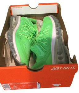 Nike $155 New In Box Sneakers Green Athletic