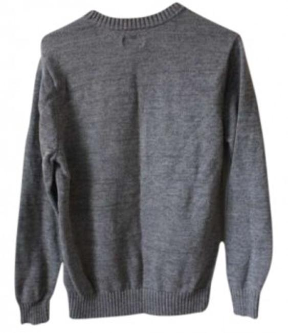 Preload https://item2.tradesy.com/images/gray-sweaterpullover-size-6-s-136356-0-0.jpg?width=400&height=650