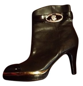 Rocawear brown, gold Boots