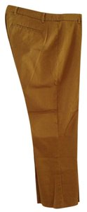J.Crew Capris golden wheat