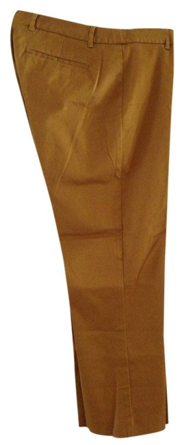 Item - Golden Wheat Capris Size Petite 4 (S)