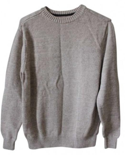 Preload https://item1.tradesy.com/images/taupe-sweaterpullover-size-6-s-136360-0-0.jpg?width=400&height=650
