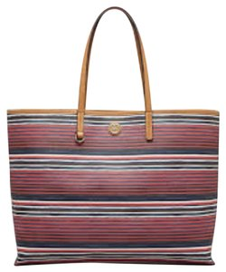 Tory Burch Nautical Tote in Mutli color