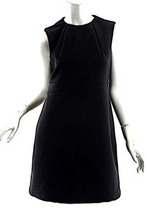 Prada short dress Black Empire Waist Stretch A-line on Tradesy