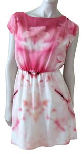 Alice + Olivia short dress Shades of Pink on Tradesy
