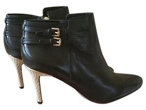Coach New black leather Boots