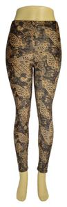 Other Stretch Pattern Winter Jeggings