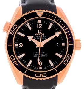 Omega Omega Seamaster Planet Ocean 18K Red Gold Watch 232.63.46.21.01.001