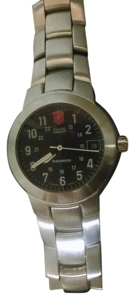 army watches victor swiss inox men s mecha watch officers dp victorinox