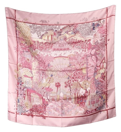 Herm s jardins d 39 hiver scarf 35 off retail - Jardins dhiver com ...