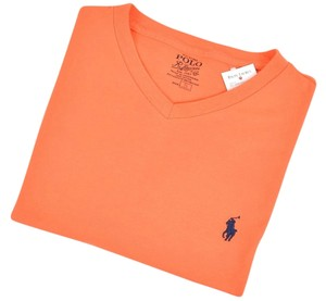 Polo Ralph Lauren Men's Men's T Shirt Orange