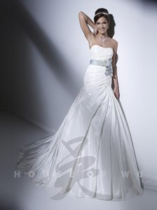 House Of Wu 19908 Wedding Dress