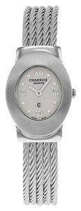 Charriol Charriol Azuro Stainless Steel Quartz Ladies Watch (12456)