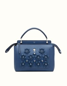 Fendi Satchel in Royal Blue