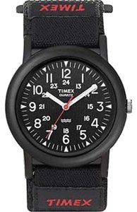 Timex Timex Men's Black Analog Watch T2P322
