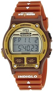Timex Timex T5K842 Men's Ironman Brown Digital Watch
