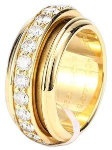 Piaget Piaget 18K Yellow Gold Diamond Ring G34PR300 US 8.75