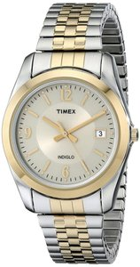 Timex Timex T2N316 Men's Elevated Classics Two Tone Analog Watch