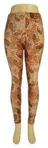 Stretch Pattern Jeggings