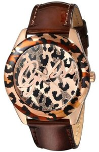 Guess Guess Female Casual Watch U0455L3 Gold Tone Analog