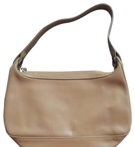 Longchamp Satchel in Tan
