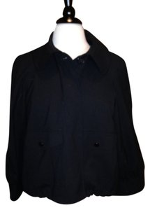 DKNY Size M Black Jacket
