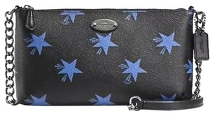 Coach Strap Limited Edition Star Print Cross Body Bag