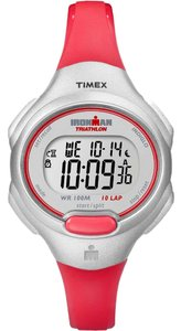 Timex Timex T5K741 Women's Ironman Red Digital Watch