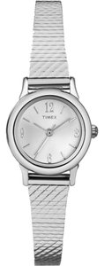 Timex Timex T2P299 Women's Silver Analog Dress Watch