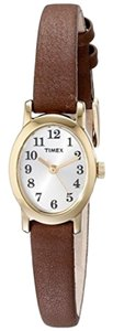 Timex Timex T2M567 Women's Cavatina Gold Analog Watch