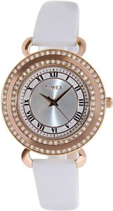 Timex Timex T2P230 Women's Classics Rose Gold Analog Watch
