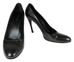 Prada Leather Heels Pumps