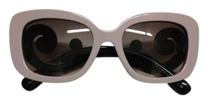 Prada Prada RECTANGLE GREY/BLACK GRADIENT SUNGLASSES SPR 27O 54-19-135