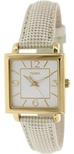 Timex Timex T2P379 Women's Gold Analog Dress Watch