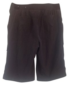Chico's Bermuda Shorts Black