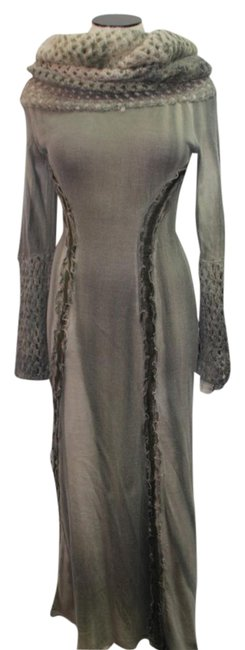 Preload https://item1.tradesy.com/images/sea-green-tie-died-long-casual-maxi-dress-size-6-s-1364360-0-0.jpg?width=400&height=650