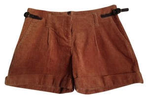 Gianni Bini Cuffed Shorts Amber