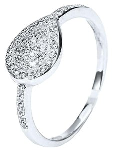 Piaget Piaget 18K White Gold Diamond Ring G34U9200 US 6.75