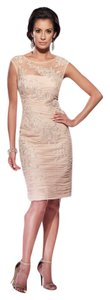 Montage Mob Short Formal Color Evening Dress