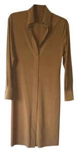Kamalikulture short dress Camel on Tradesy